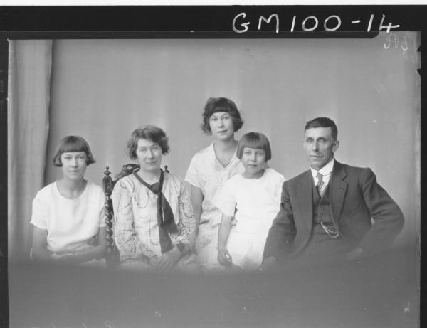 PORTRAIT OF FAMILY, RICHARDSON