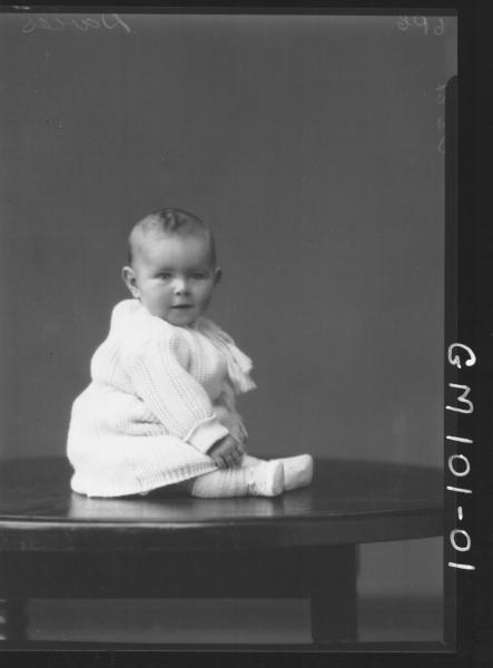 PORTRAIT OF BABY, DAVIES
