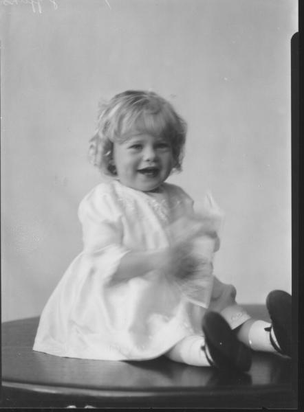 PORTRAIT OF CHILD, GRIFFITHS