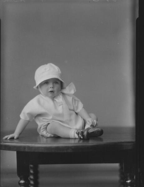PORTRAIT OF BABY, AUSTIN