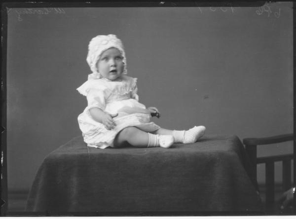 PORTRAIT OF BABY, MCCARTHY