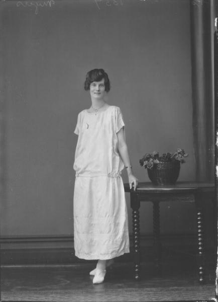 PORTRAIT OF WOMAN, MYERS