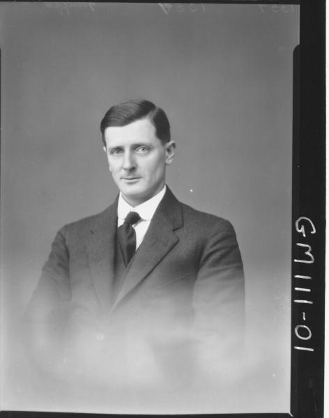 PORTRAIT OF MAN, JOLLIFFE