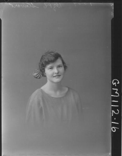 PORTRAIT OF WOMAN, STEWART