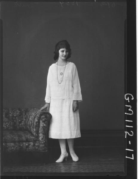 PORTRAIT OF WOMAN, SMITH