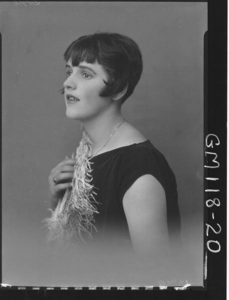PORTRAIT OF WOMAN, DOYLE