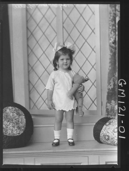 PORTRAIT OF CHILD, 'LESLIE'