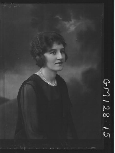 Portrait of woman 'Lambert'