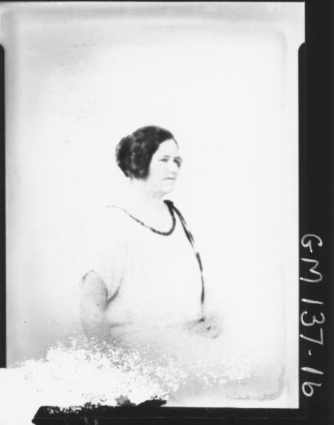 Copy of woman 'Daws'