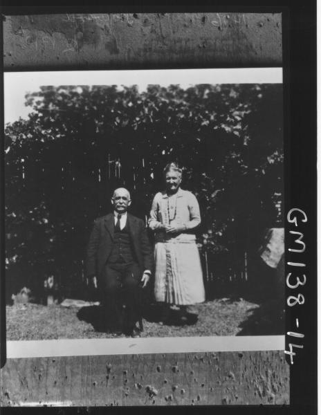 Copy of man and woman 'Howard'