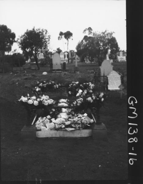 Grave  McKerrin Joseph 1927. Boulder Cemetery.