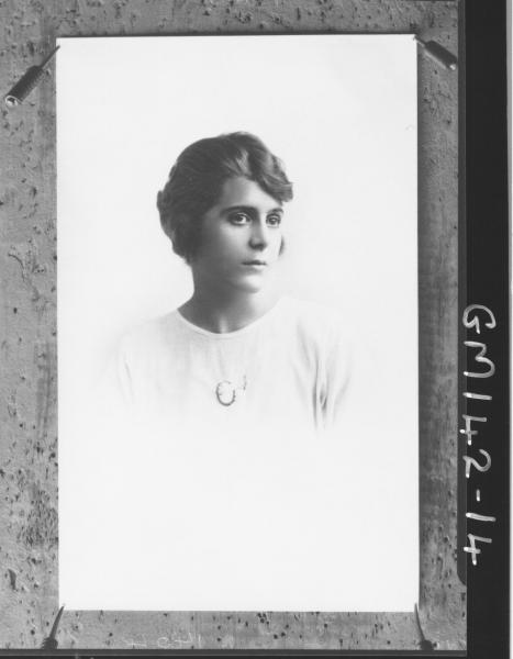 Copy of woman 'Baur'