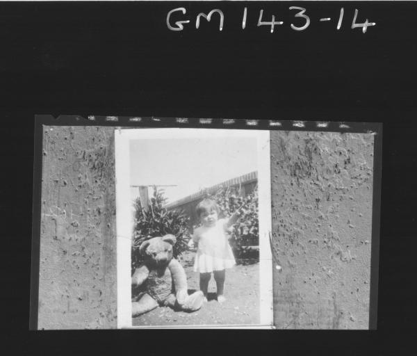 Copy of child 'Hiney'