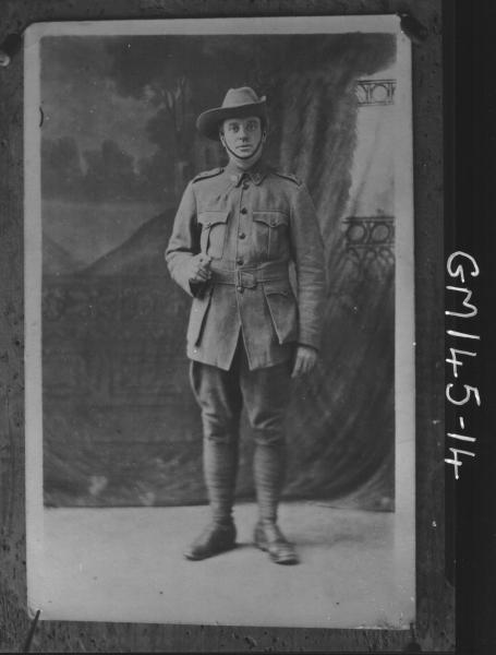 Copy of soldier 'Kellow'