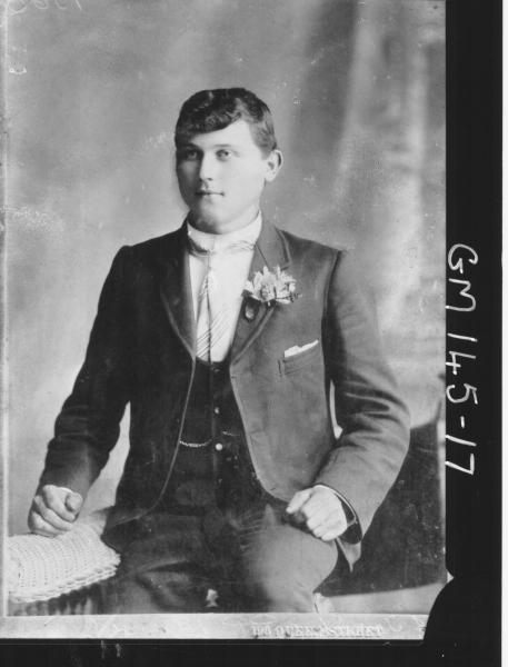 Copy portrait of man 'Tomich'