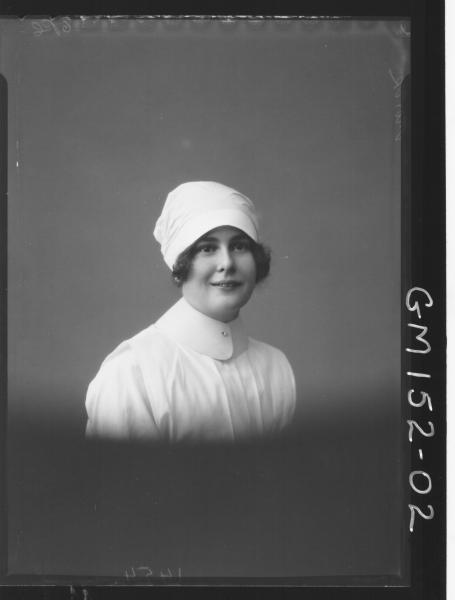 Portrait of Nurse 'Morik'
