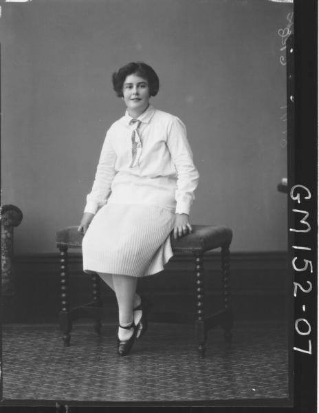 Portrait of Nurse '?'