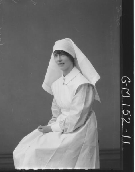 Portrait of Nurse 'Young'