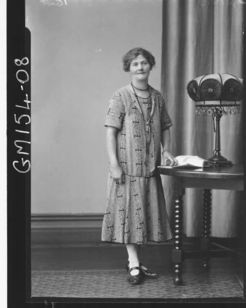 Portrait of woman 'Allen'