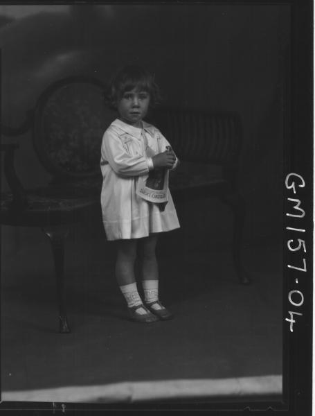 Portrait of boy 'Allen'