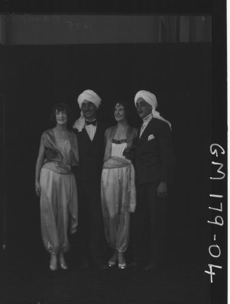 Magician Fancy dress Group 'Campie'