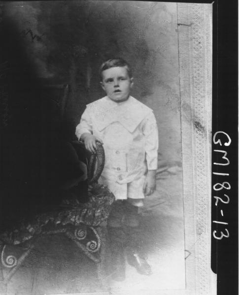 Portrait copy child, 'McPherson'