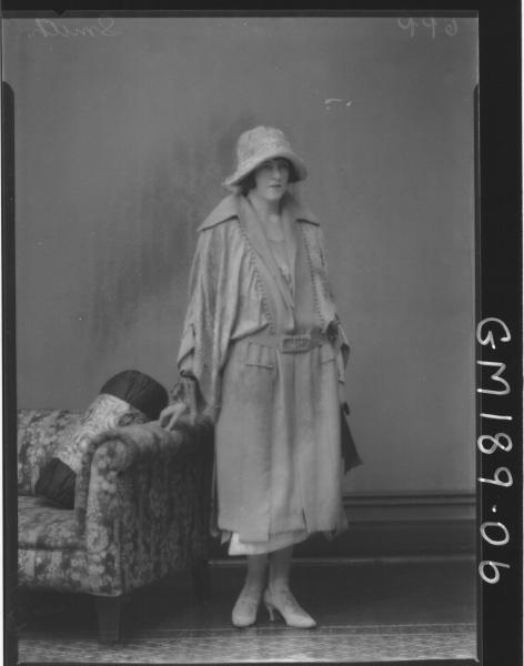 Portrait of woman 'Smith'