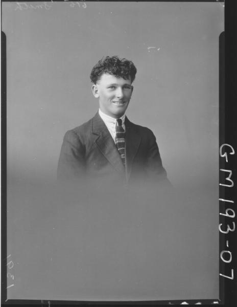 Portrait of man 'Smith'