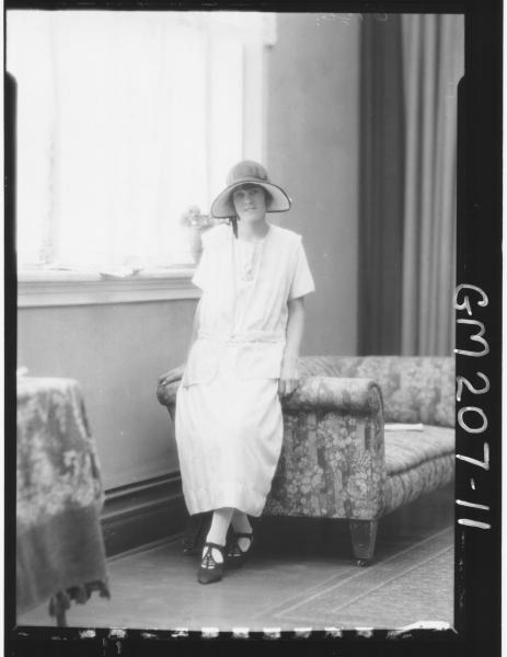 Portrait of woman 'Herbert'