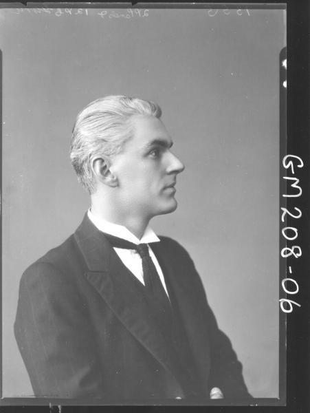 Portrait of man 'Gard'