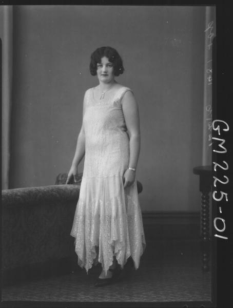 Portrait of woman 'Fox'