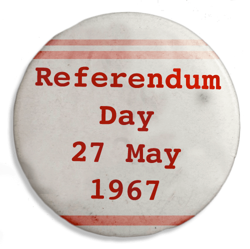 Referendum Day - 27 May 1967