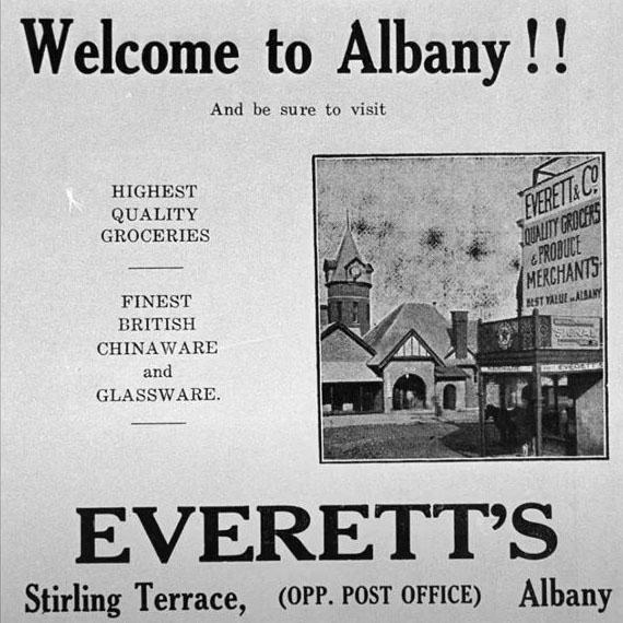 Everett's Corner