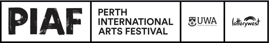 Perth International Arts Festical Logo