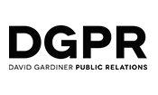 David Gardiner Public Relations logo.