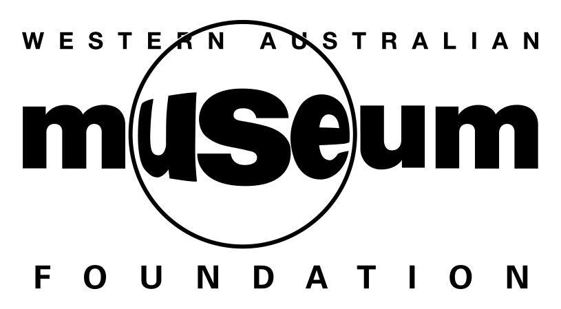 WA Museum Foundation logo.