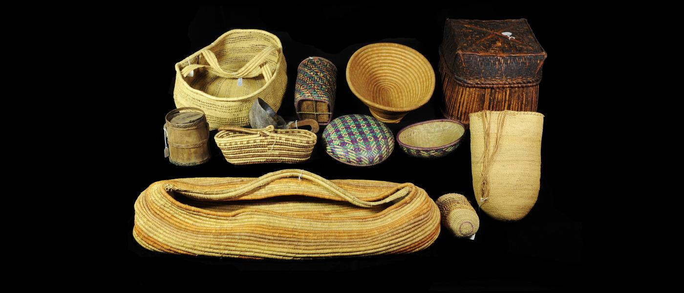 Collection of Basket types