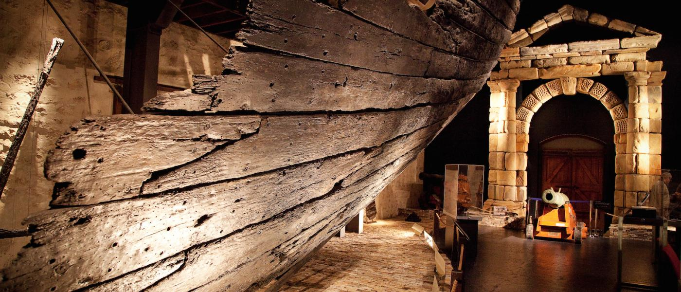 The Batavia Gallery, Shipwreck Galleries