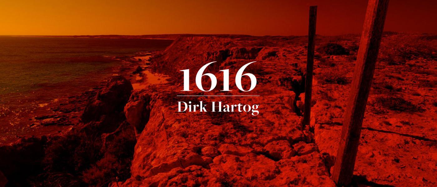 1616 Dirk Hartog
