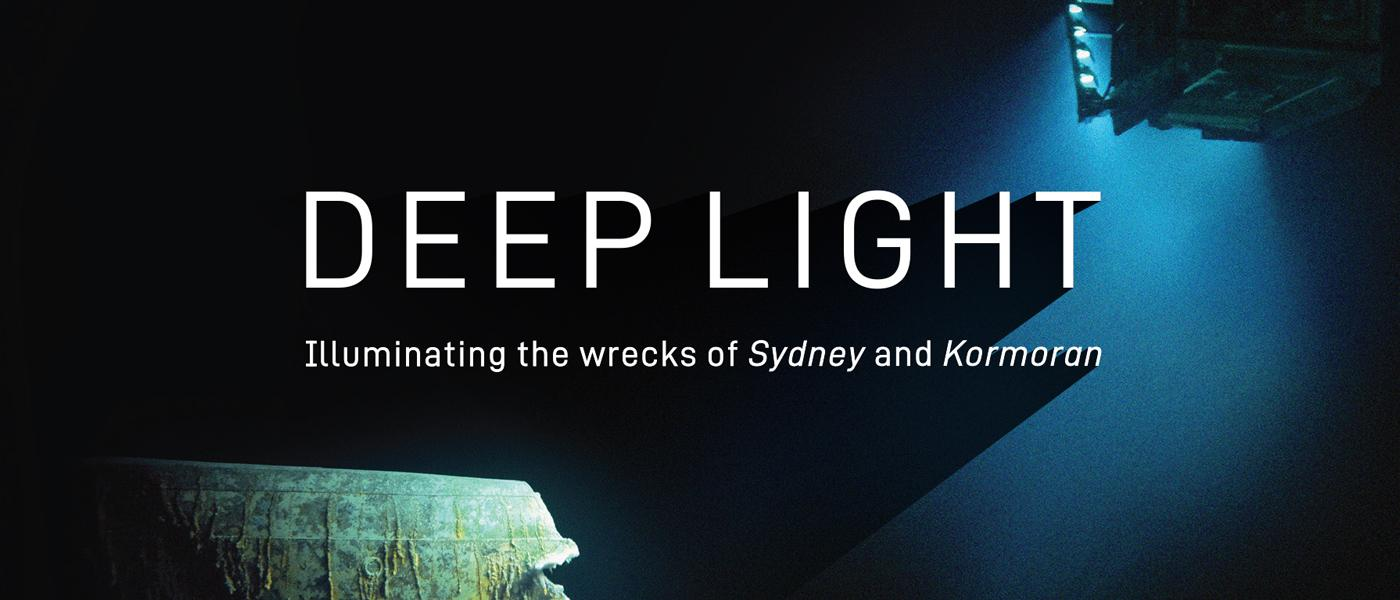 Deep Light Now Showing at Museum of the Goldfields