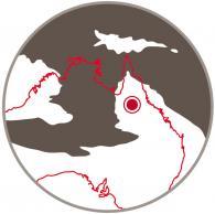 NORTHERN AUSTRALIA 95 million years ago