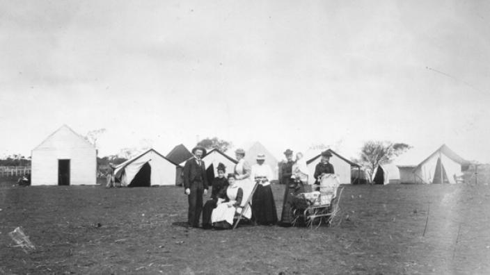 Early Kalgoorlie, 1894