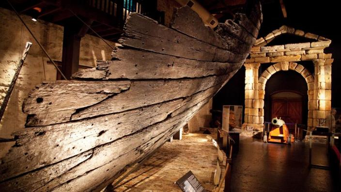 The Batavia wreck featured at the WA Museum - Shipwreck Galleries