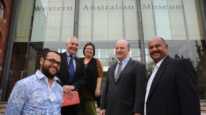 The Museum and Yirra Yaakin launching a partnership