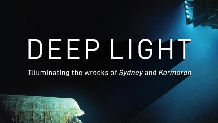 Deep Light: Illuminating the Wrecks of Sydney and Kormoran