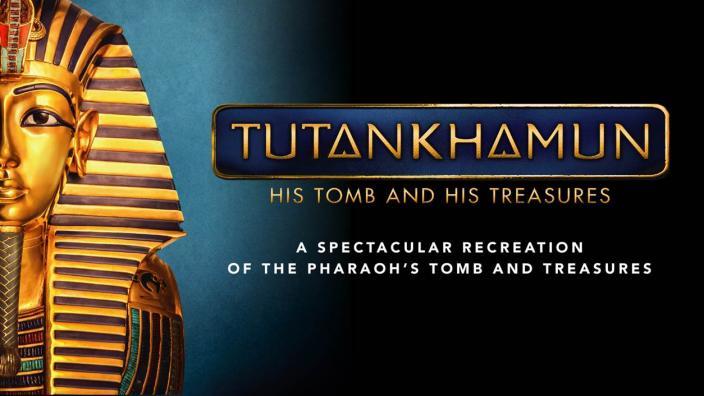 Tutankhamun - His Tomb & His Treasures