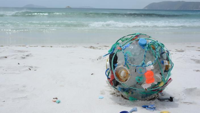 Pelagic Plastic.
