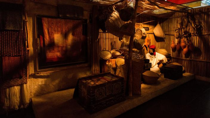 """""""A reconstruction of an middle eastern bazaar."""""""