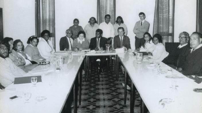 Regional Aboriginal Consultative Committee, c.1970