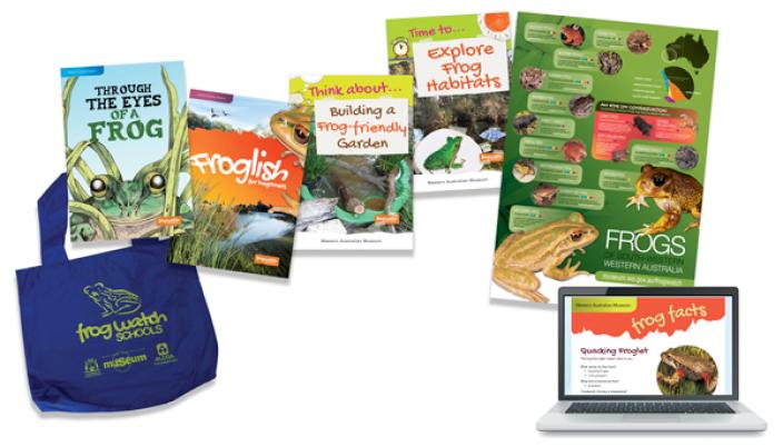 Frog Watch Schools Kit